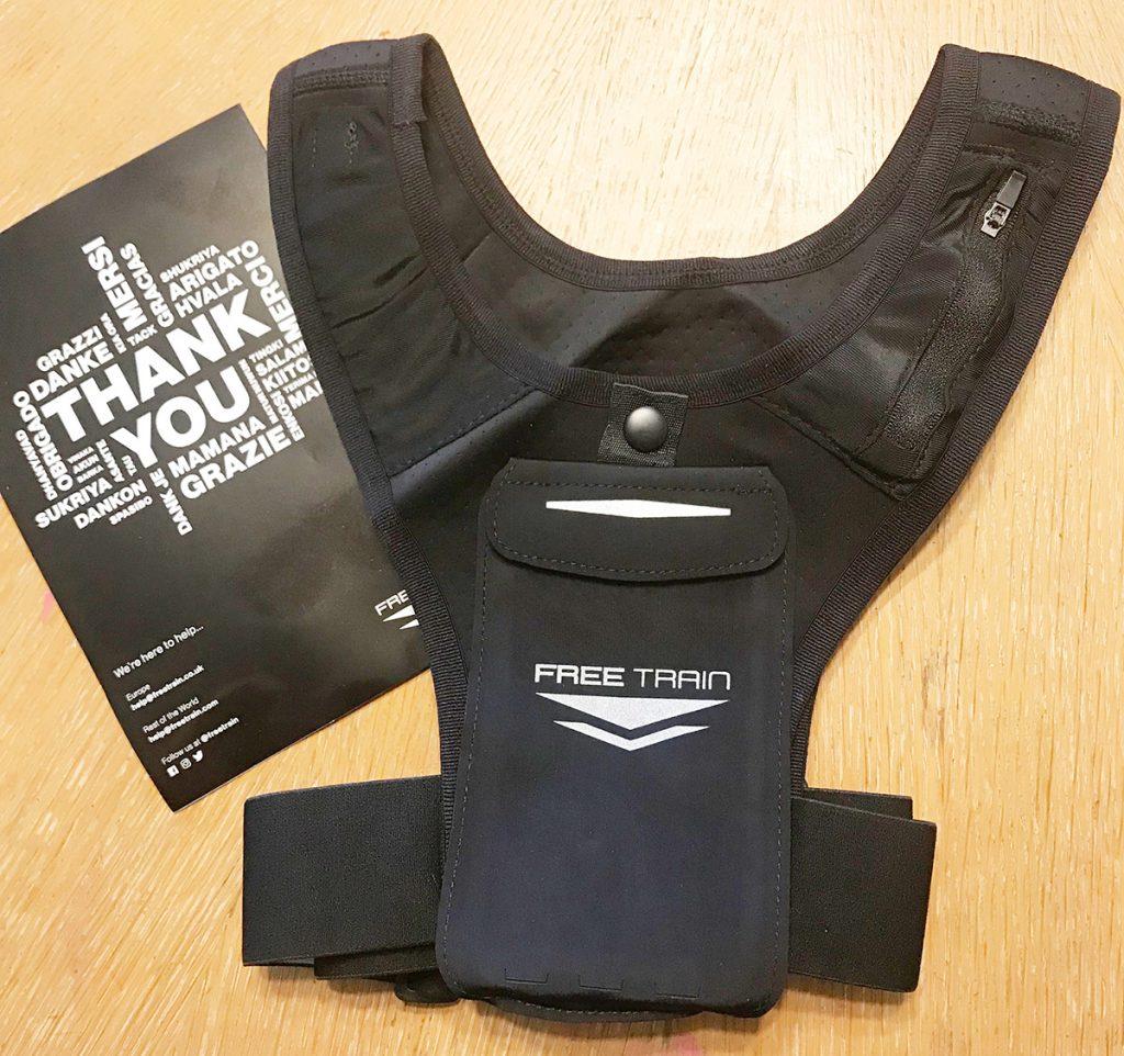 Freetrain V1 Running Vest